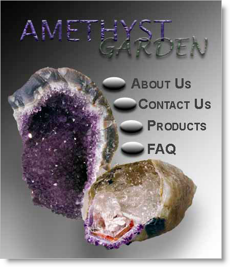 Amethyst Garden Website